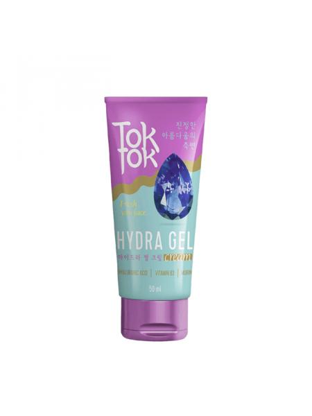 Увлажняющий крем-гель с гиалуроновой кислотой TokTok Hydra Gel Face Cream