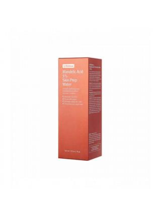 Мягкий тоник-эксфолиант с миндальной кислотой By Wishtrend Mandelic Acid  5% Prep Water