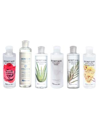 Тоник для лица Secret Skin Aloe Hydration Toner с экстрактом алое
