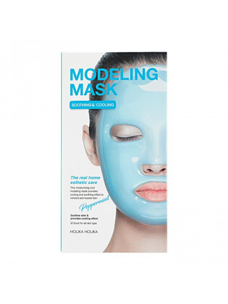 Альгинатная маска для лица, мятная Modeling Mask (Peppermint)