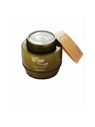 Ночная винная маска-желе с белым вином Wine Therapy Sleeping Mask White Wine