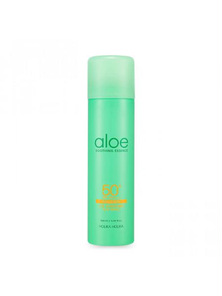 Солнцезащитный спрей с охлаждающим эффектом Aloe Ice Cooling Sun Spray PF 50+ PA ++++