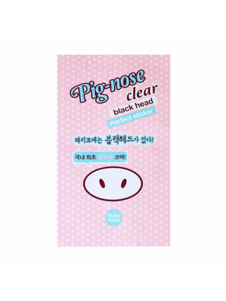 Очищающая полоска для носа Pig-nose Clear Back Head Perfect Sticker