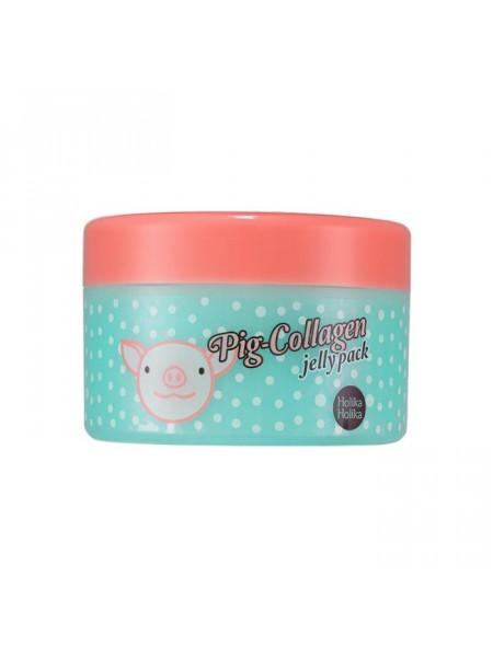Ночная маска для лица Pig-Collagen jelly pack