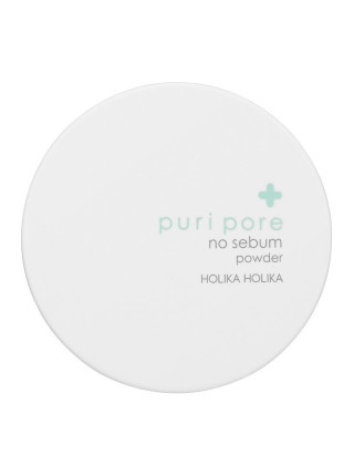 Рассыпчатая пудра для лица, матирующая Puri Pore No Sebum Powder