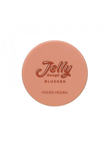 Гелевые румяна Jelly Dough Blusher 01 Apricot, абрикосовый