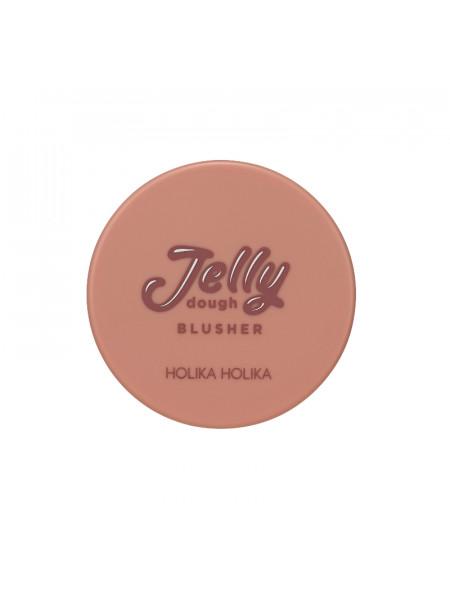 Гелевые румяна Jelly Dough Blusher 04 Nut, ореховый