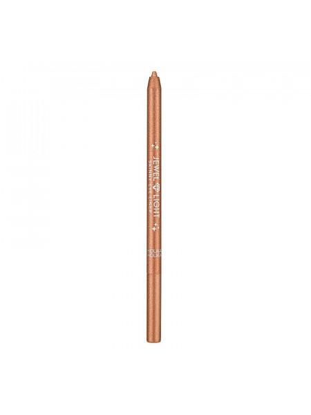 Тонкий карандаш-подводка Jewel Light 08 Honey Blast, медовый