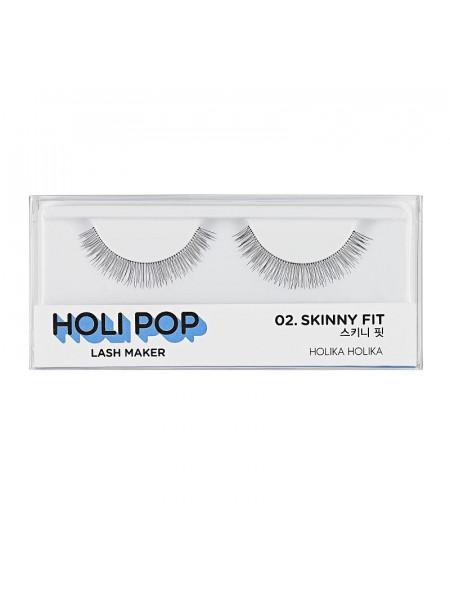 Накладные ресницы Holi Pop Lash Maker 02 Skinny Fit