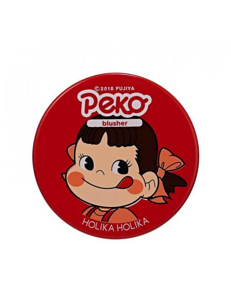 Желейно-кремовые румяна Peko Jjang Melty Jelly Blusher 01, вишня